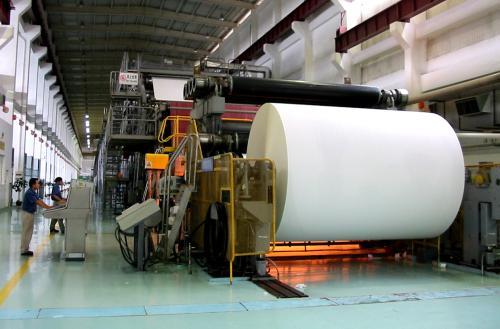 造纸业立体推进环保化